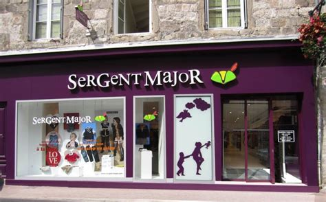 franchise sergent major franchiseur pr 234 t 224 porter