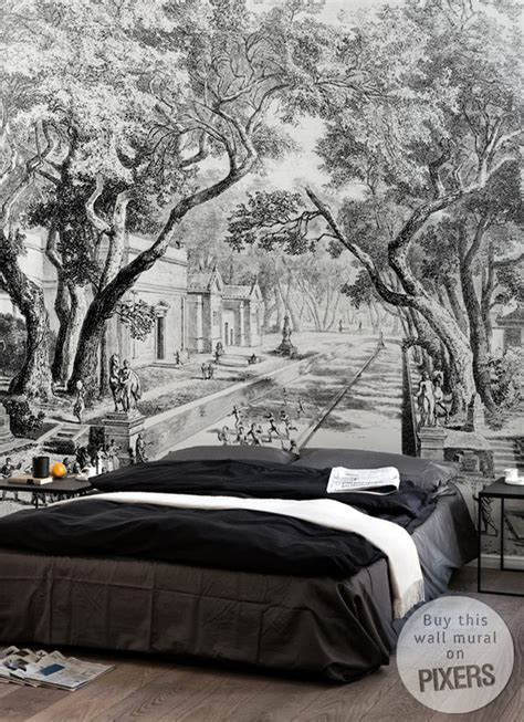 pixers wall murals history of wall murals when did it started
