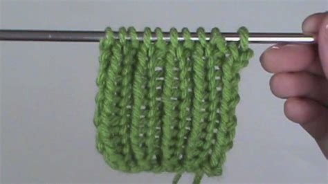 how do you knit one purl one how to knit knit 1 purl 1 ribbing
