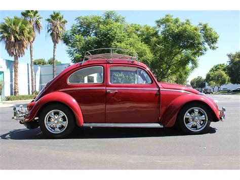 1964 Volkswagen Beetle For Sale by 1964 Volkswagen Beetle For Sale Classiccars Cc 1036034