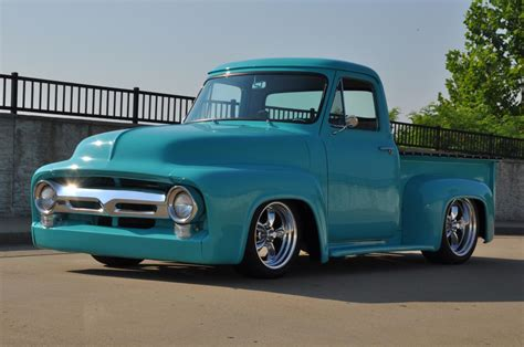 1955 Ford Truck by 1955 Ford F100 Rod Truck