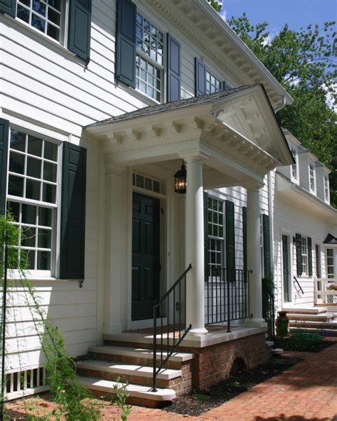 Charleston Porch Swing by Williamsburg Colonial Front Porch Traditional