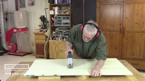 woodworking without a table saw cutting plywood without a table saw woodworkers guild of