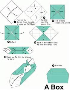 how to make origami containers 65 best images about origami on paper bags