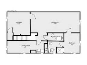 basement floor plans ideas basement floor plan flip flop stairs and furnace room