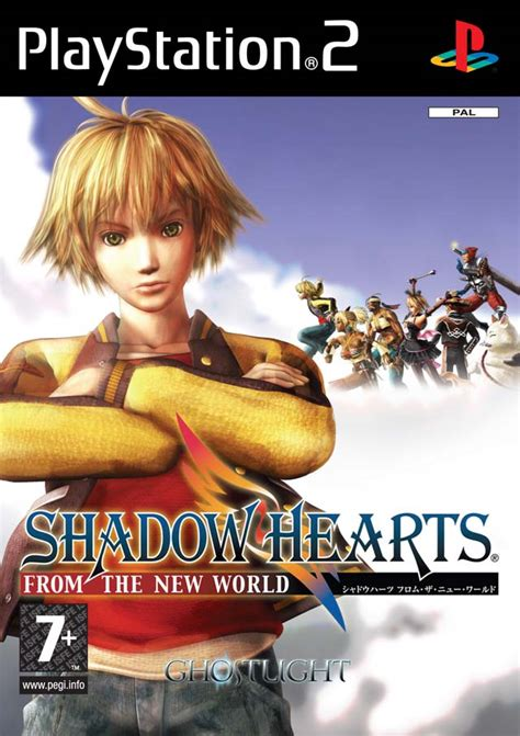 from the new world shadow hearts from the new world box for playstation