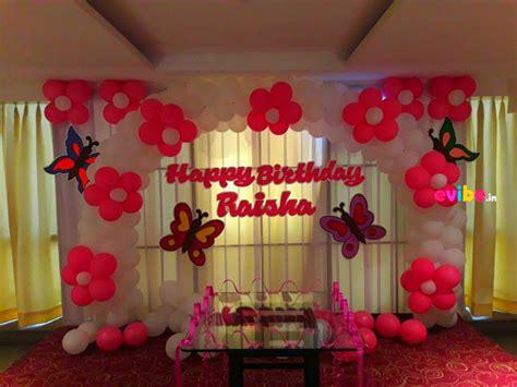 balloon decorations top 8 simple balloon decorations for birthday at
