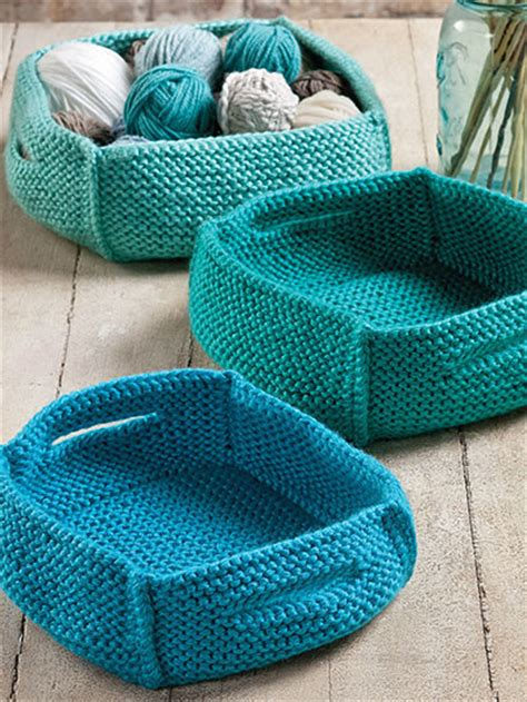 how to knit basket basket knitting patterns in the loop knitting