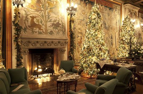 biltmore estate decorations gilded age vanderbilt style outshines downton