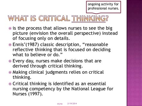 psychiatric mental health nursing success a q a review applying critical thinking to test taking davis s q a success fresh essays critical thinking test for nursing students