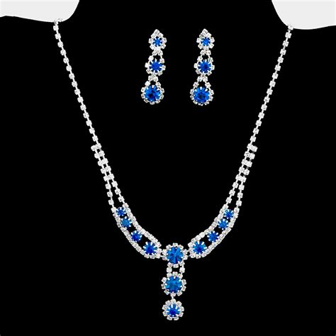 jewelry set bridesmaid s jewelry sets nickel lead free bridal