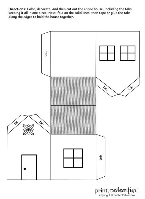 print out paper crafts 762 best printable houses images on paper