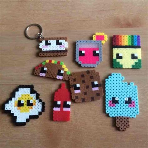 what to do with perler bead creations 33 other perler bead creations from hailey s closet