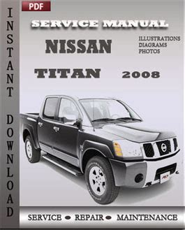 nissan titan 2008 service manual pdf download servicerepairmanualdownload com