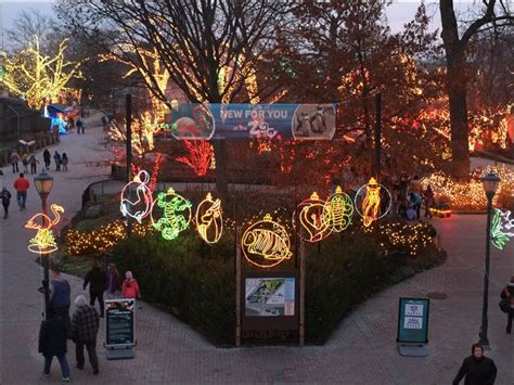 toledo zoo lights before hours 28 images toledo zoo