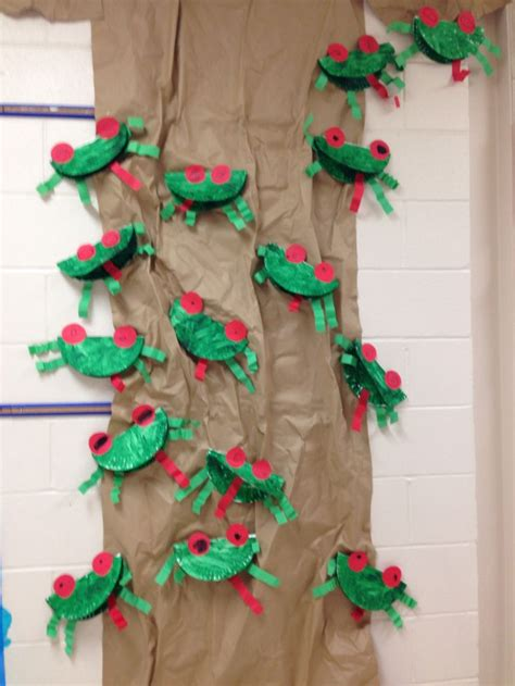 jungle crafts for 25 best ideas about rainforest theme on