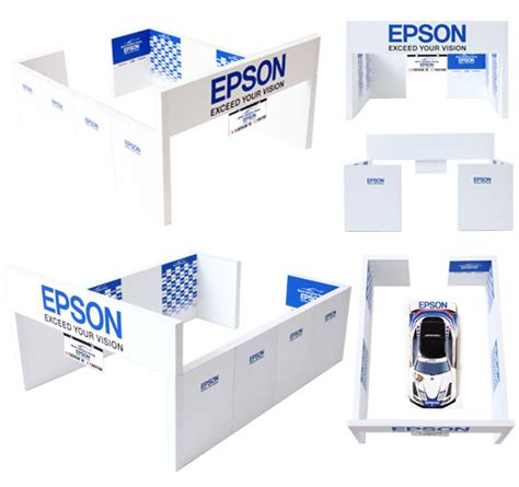 epson paper craft epson 1 24 nsx papercraft d b r c racing