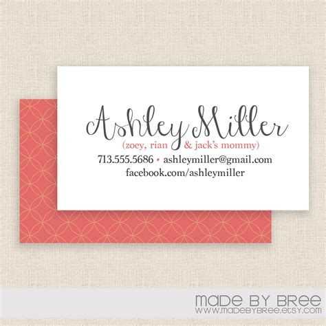 make a calling card how to make a calling card 28 images paper lovely