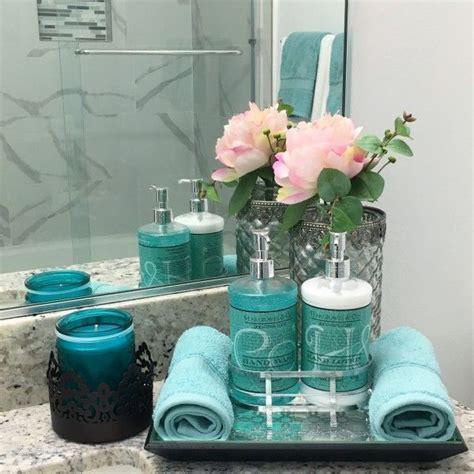bathroom ideas decor best 10 turquoise accents ideas on teal