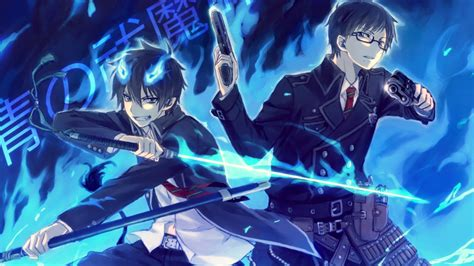 ao no exorcist ao no exorcist wallpaper wallpaper and background