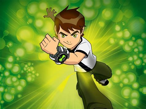 ben ten ben 10 tv series wallpapers