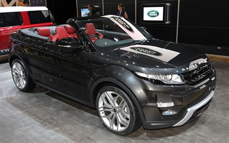 we hear seven seat range rover evoque range rover sport in works
