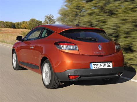 2009 renault megane iii coupe pictures information and specs auto database