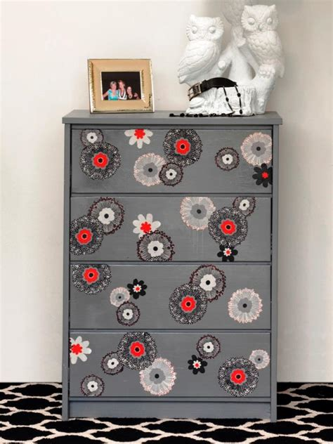 decoupage fabric on wood furniture how to update furniture with fabric how tos diy
