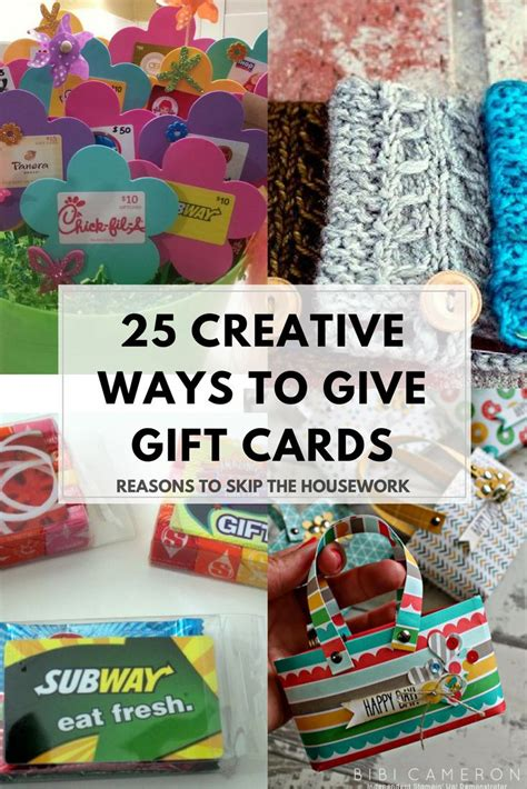 best 25 gift card wrapping ideas on diy