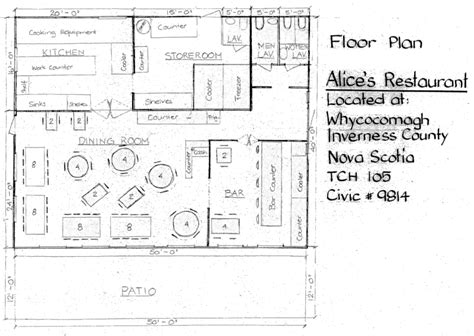 restaurant floor plan with dimensions cape breton estates s restaurant in whycocomagh