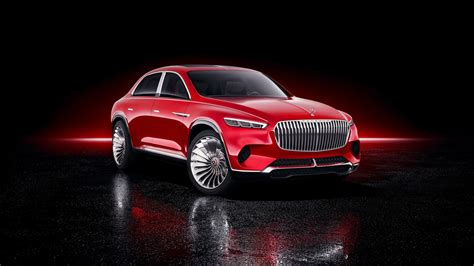 Ultimate Car Wallpaper by 2018 Vision Mercedes Maybach Ultimate Luxury 4k 4
