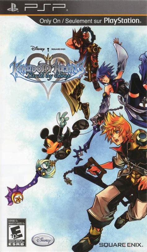 kingdom hearts birth by sleep kingdom hearts birth by sleep usa iso