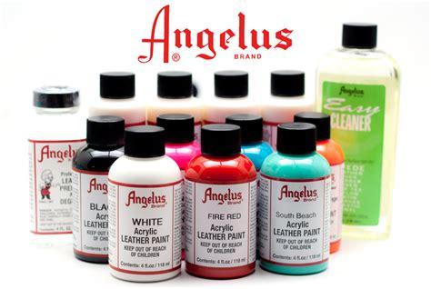 angelus paint cracking สายซ อม สายเพ นท custom ต องไม พลาดส angelus ส เพ อ