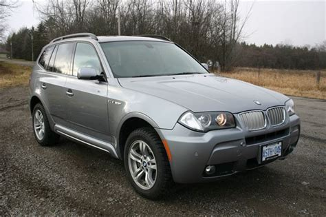 2007 Bmw X3 3 0si by Test Drive 2007 Bmw X3 3 0si Autos Ca