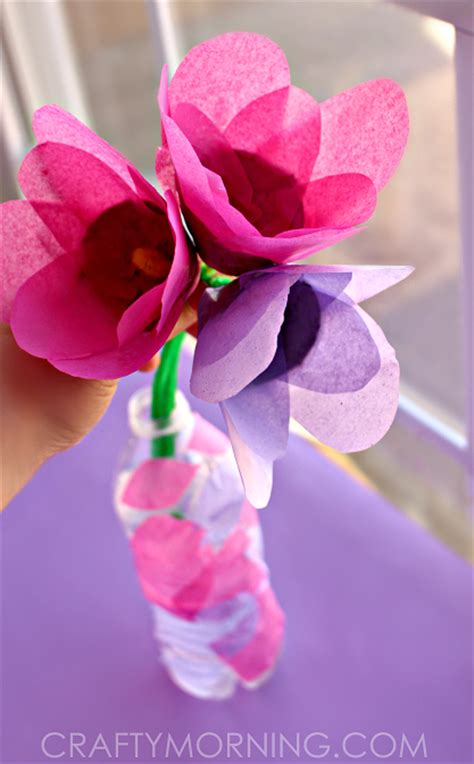 paper craft for flowers easy s day cards crafts for to make crafty