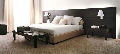 hotel bed frame hotel bed with headboard porada luxury furniture mr