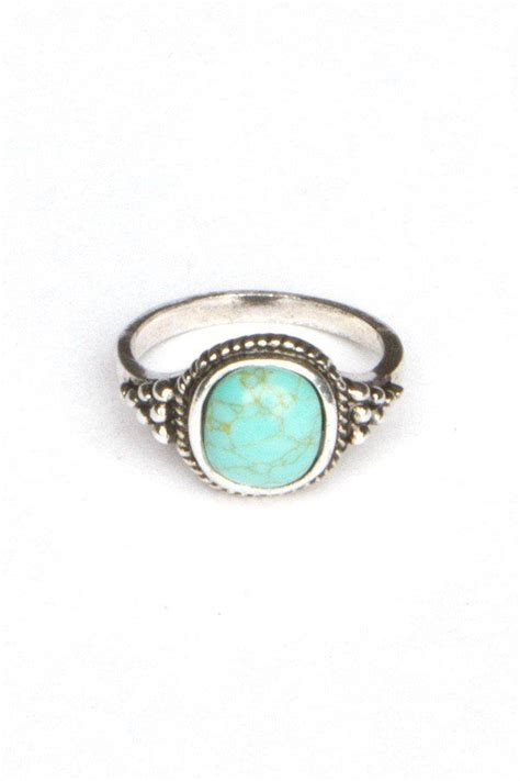 turquoise stones for jewelry de 25 bedste id 233 er inden for turquoise rings p 229