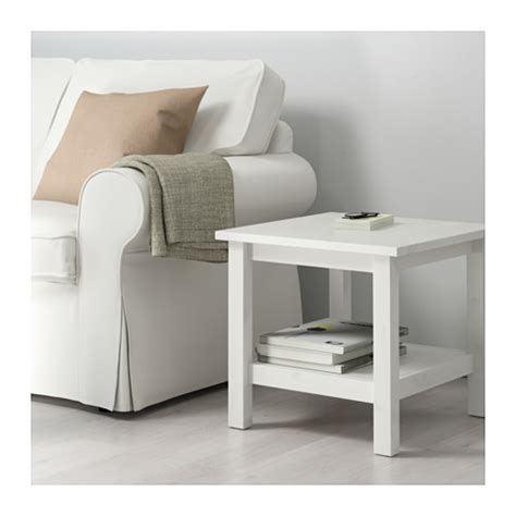 ikea side tables hemnes side table white stain ikea