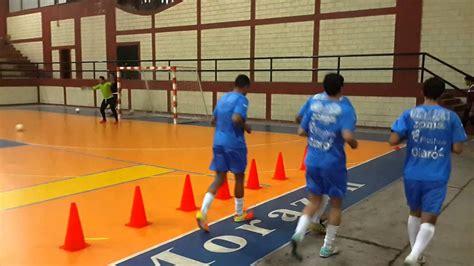 entrenamiento combinado futbol sala youtube - Videos De Entrenamientos De Futbol Sala