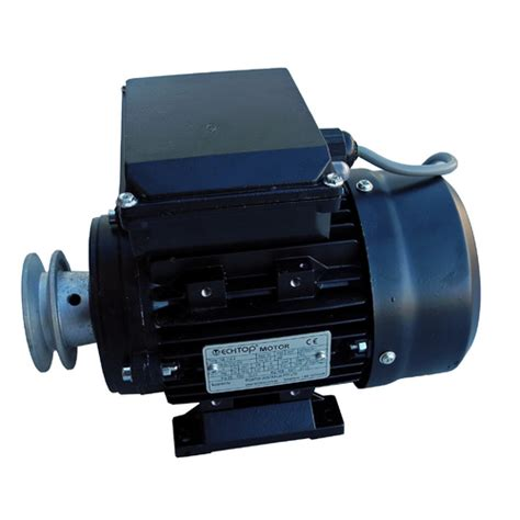 3hp Electric Motor by Techtop Electric Motor 1 3hp