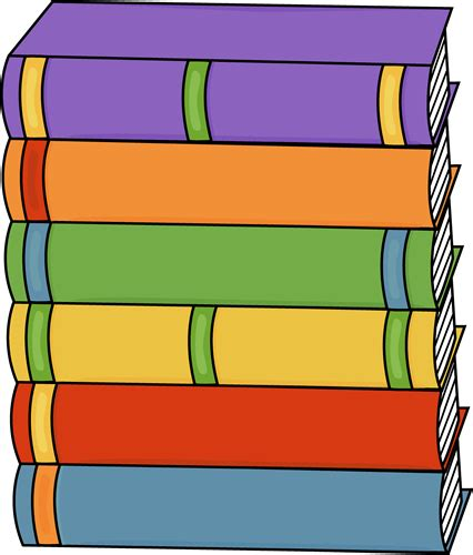 clipart pictures of books library book clipart cliparts co