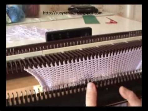 how to cast on a knitting machine bond cast on comb for your knitting machine knitting