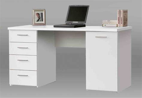 Modern Childrens Bedroom Furniture pulton large white writing desk with drawers by