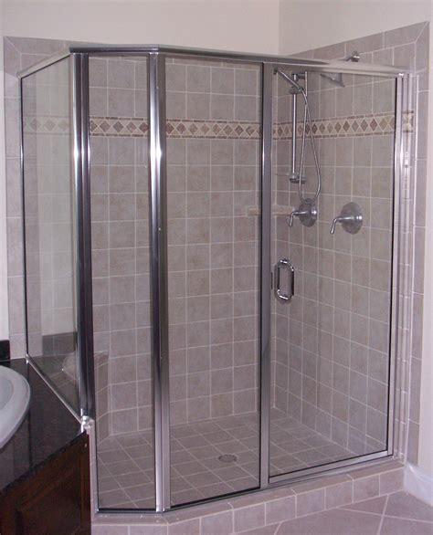 shower doors framed semi frameless shower door king shower door