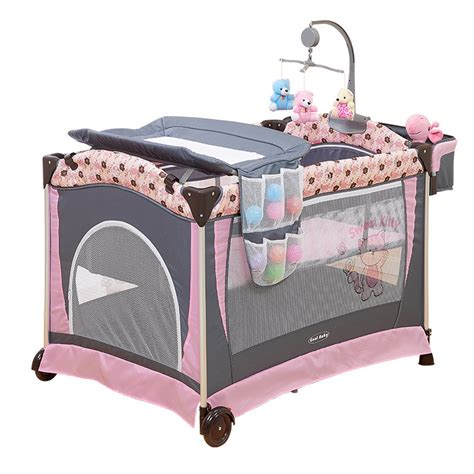 portable baby crib for travel portable baby bed crib outdoor folding bed travelling baby