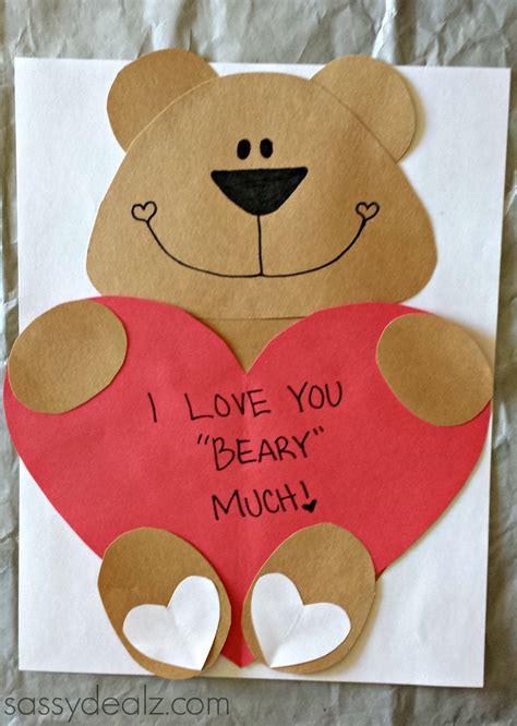 valentines craft for valentines day craft natienglish