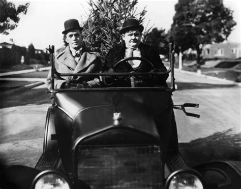 laurel and hardy tree big business