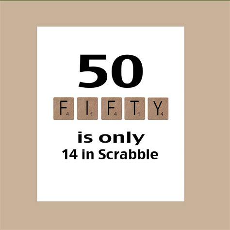ey scrabble 50th birthday card milestone birthday scrabble birthday