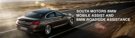 Bmw Roadside by South Motors Bmw Mobile Assist And Bmw Roadside Assistance