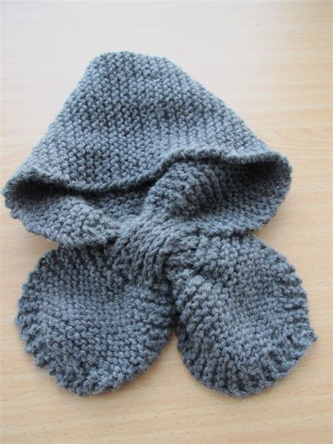 Knitted Neck Warmer Free Pattern Karole Kurnow